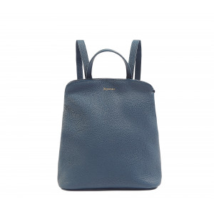 Quadrille zipped backpack