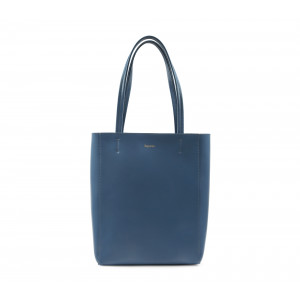 Quadrille zipped shopping bag