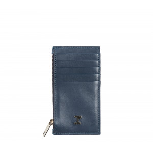 Zipped card holder