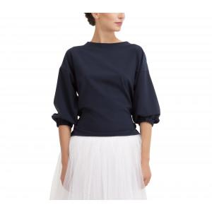 Technical fabric sweatshirt