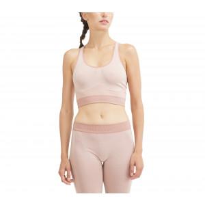 Micromodal seamless bra