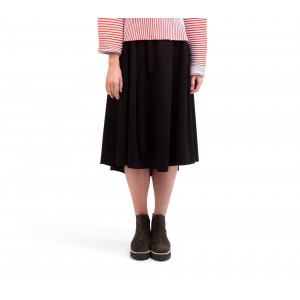 Milano flared skirt