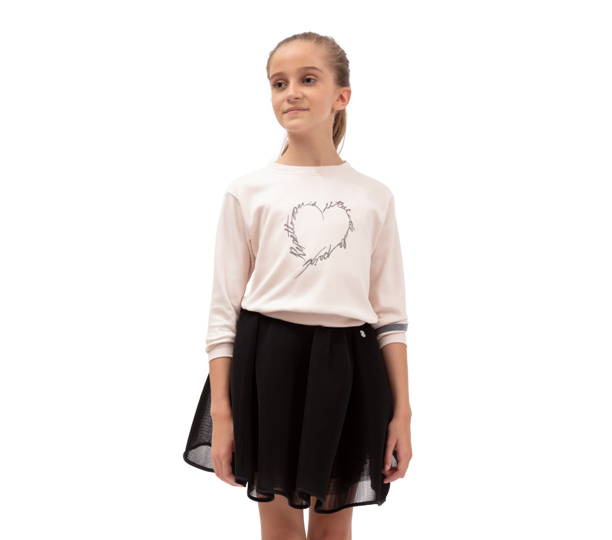 """We love Repetto"" sweater"