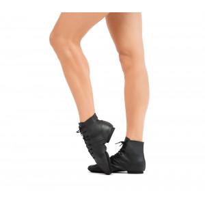 Split sole jazz boots