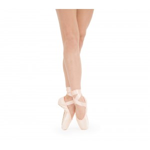 La Carlotta Pointe shoes - Large box Hard sole