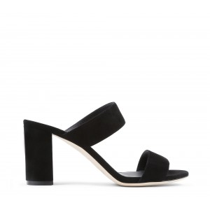 Entrecroise Mule sandal