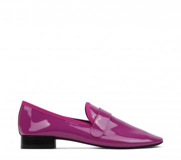 Maestro loafers - Magenta purple