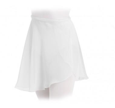Girl short chiffon skirt