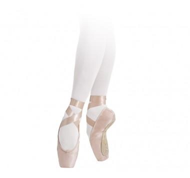 Julieta pointe shoes - Large box Flexible sole