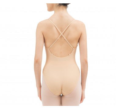 Nude leotard