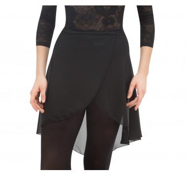 Long chiffon skirt