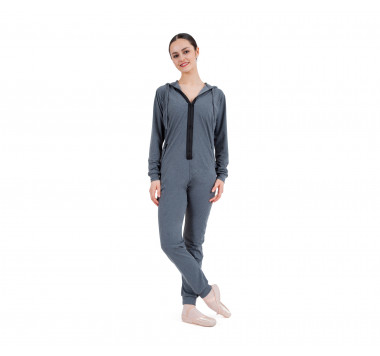 Power stretch jumpsuit