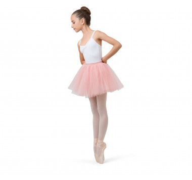 Girl short tulle skirt