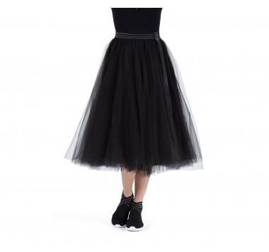 Ballerine long-lenght tutu skirt