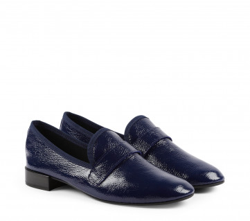 Maestro loafers - Navy blue