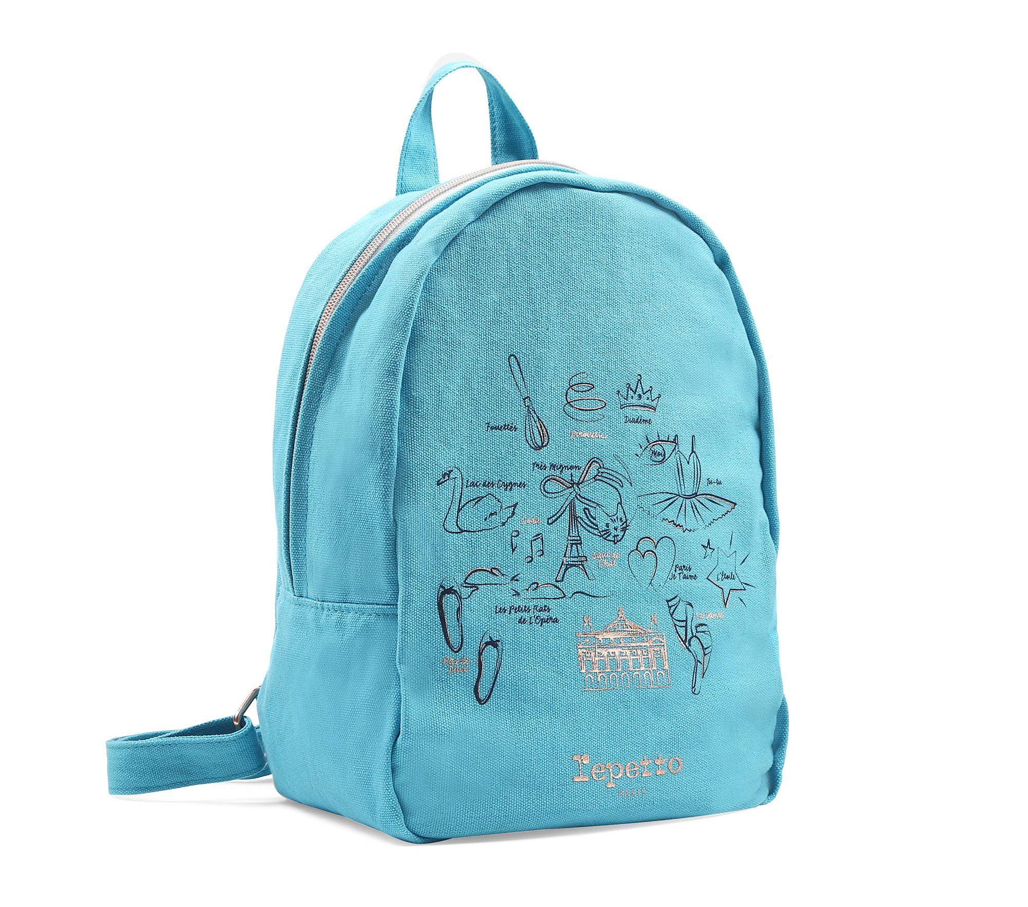 Ballet girl backpack