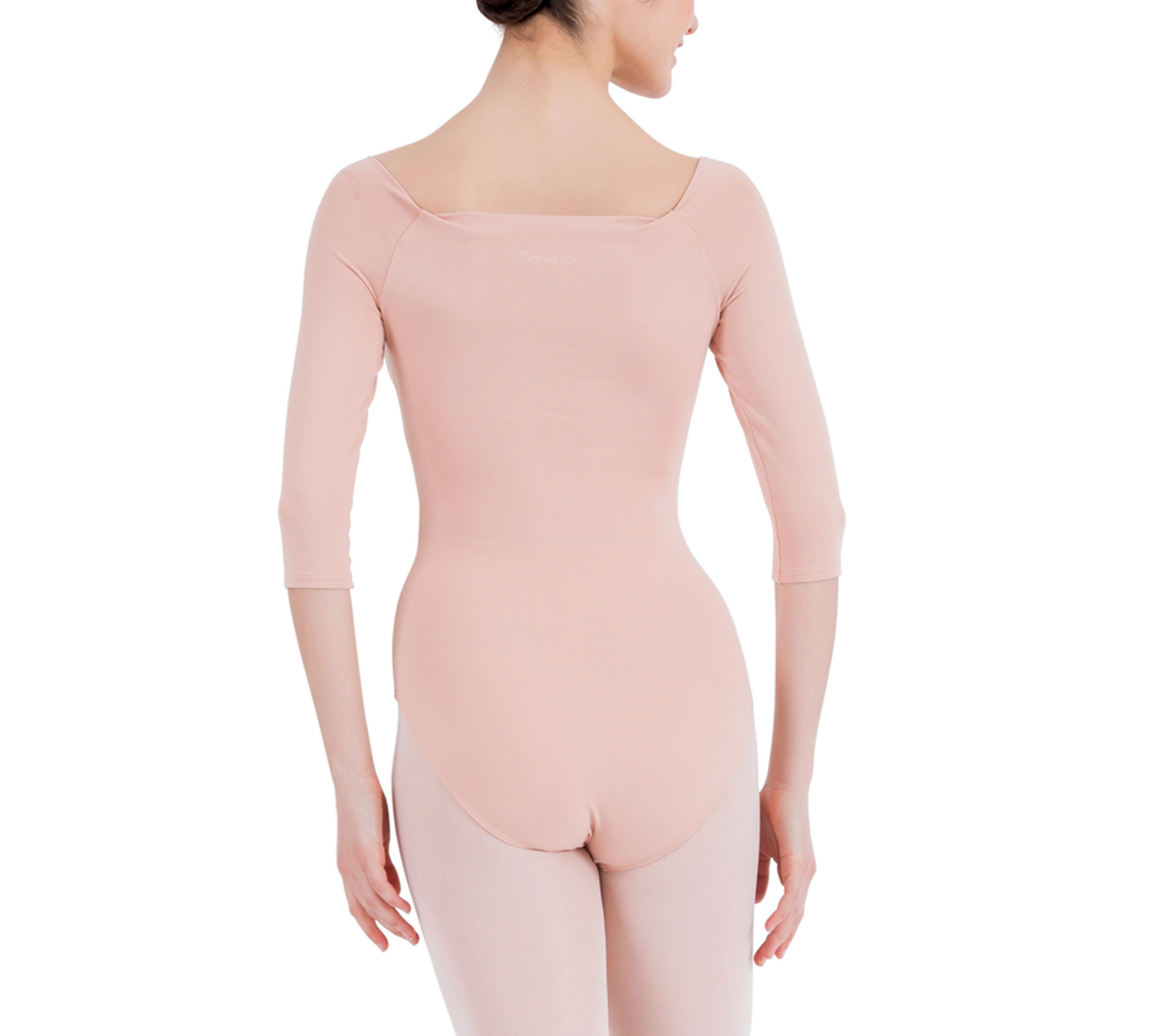 3/4 sleeves leotard