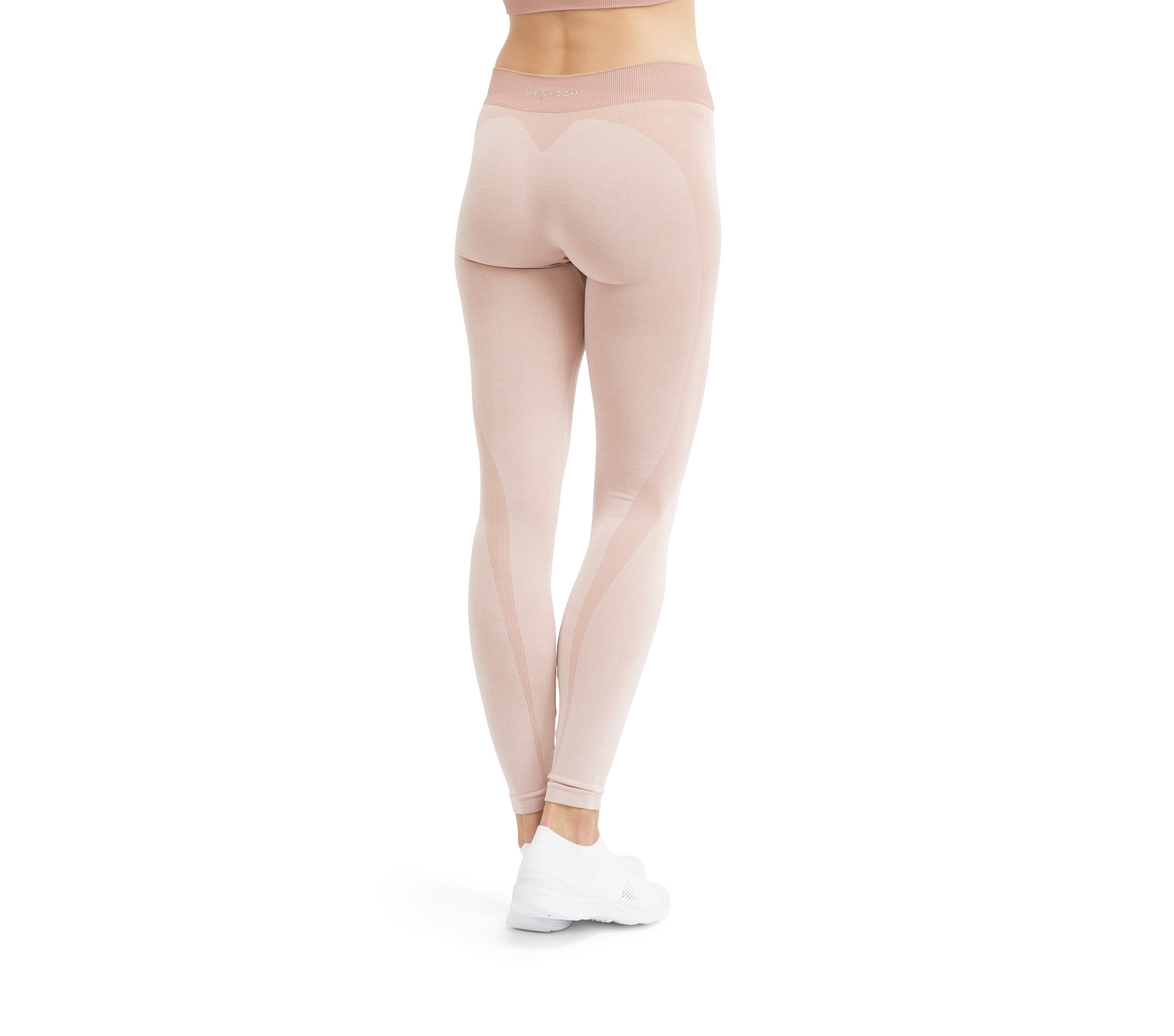 Seamless micromodal leggings