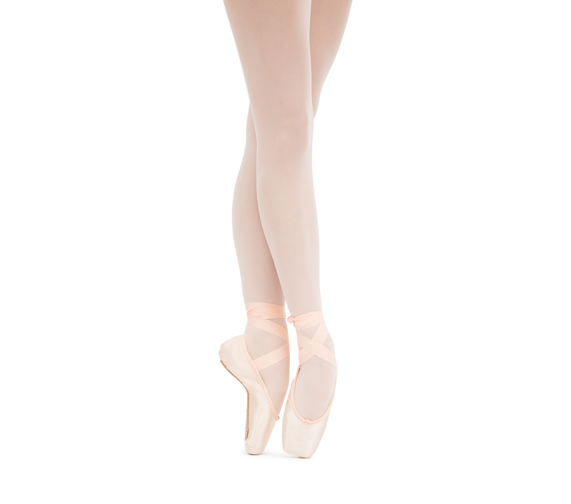 Julieta satin pointe shoes - Narrow box Flexible sole