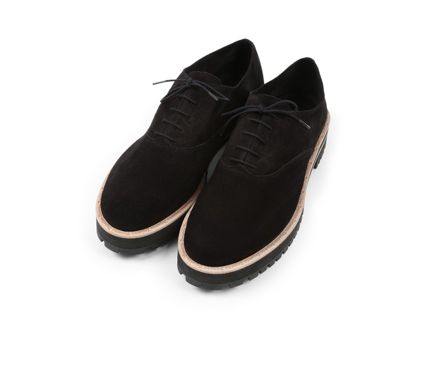Gianni Oxford Shoe - Man