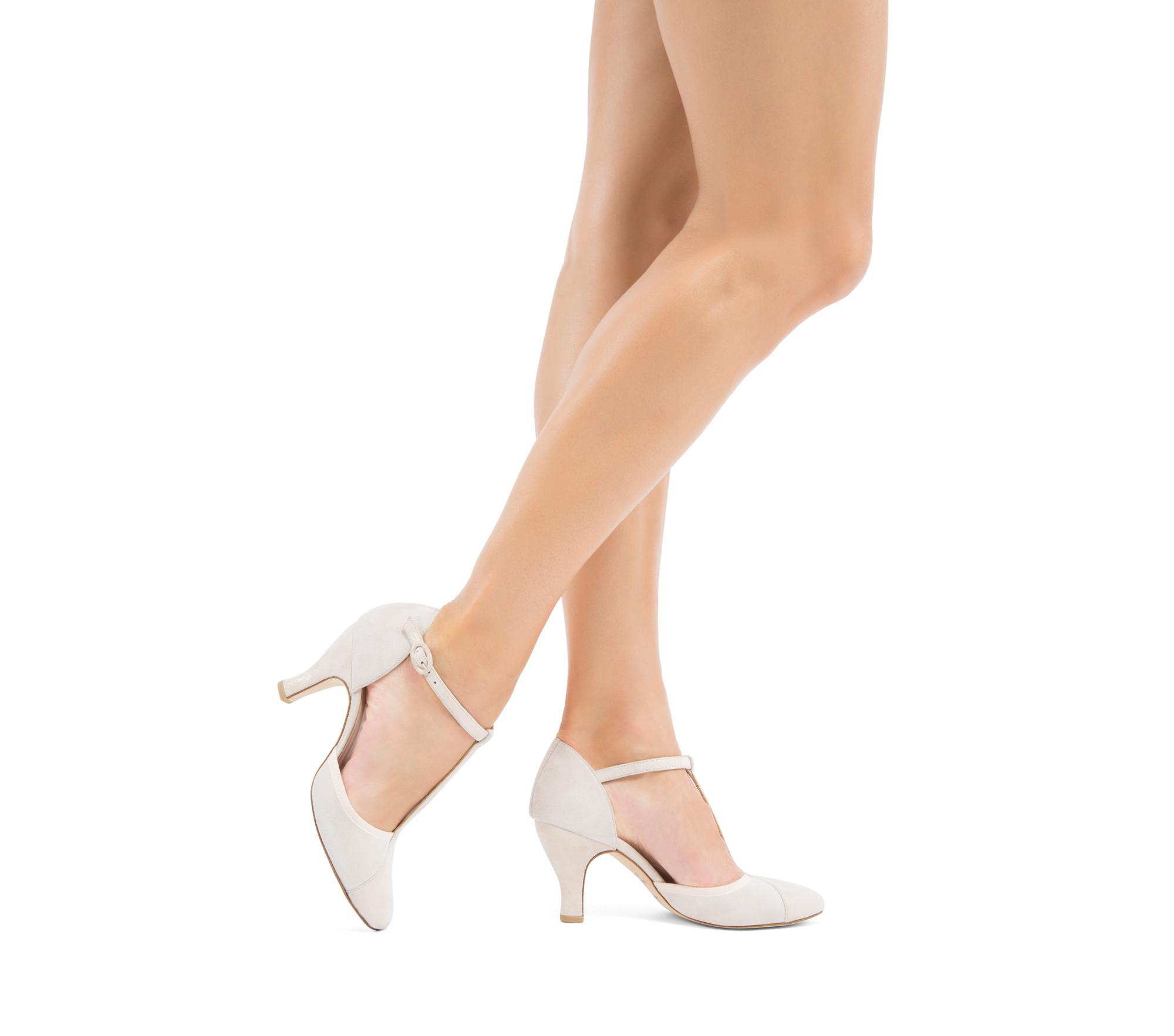 Baya T-strap shoes