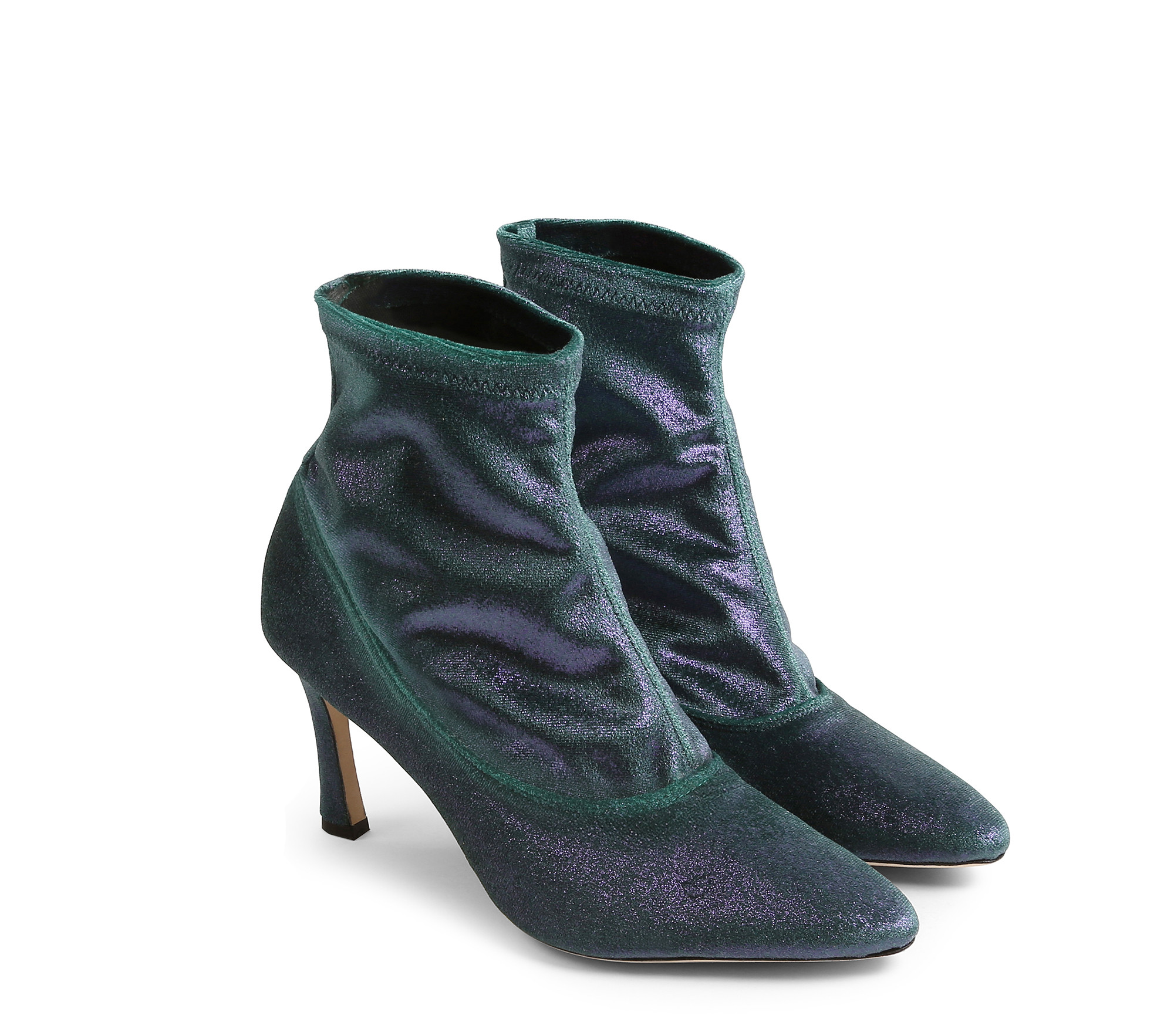 Joconde ankle boots