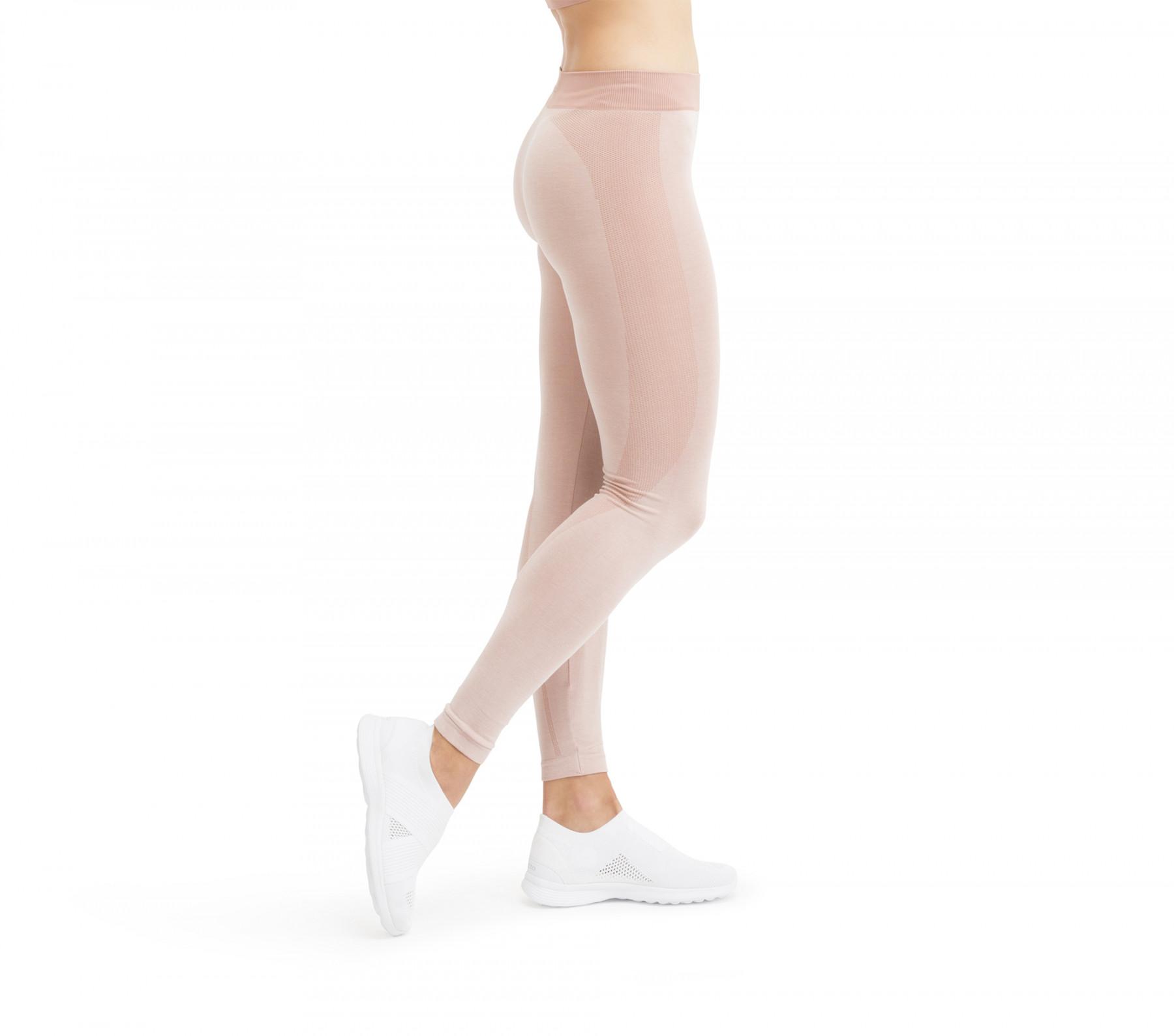 Seamless micromodal leggings