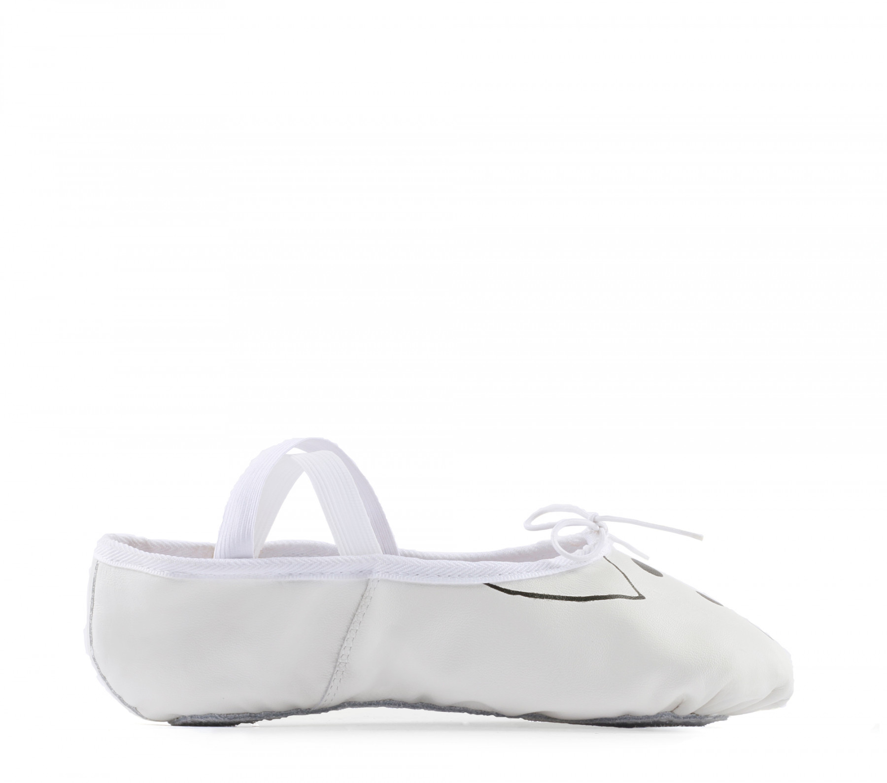 Soft ballet shoes by SIA