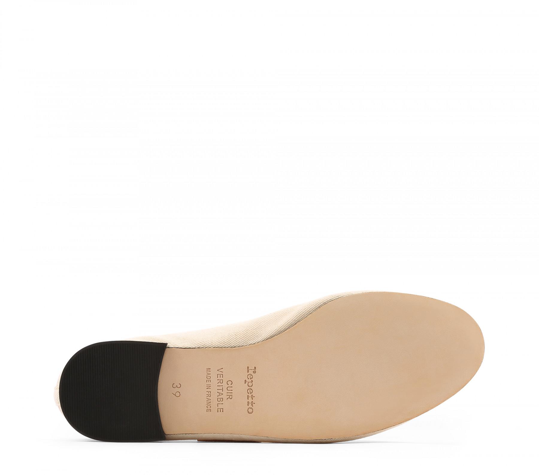 Lutz ballerinas and shopper bag
