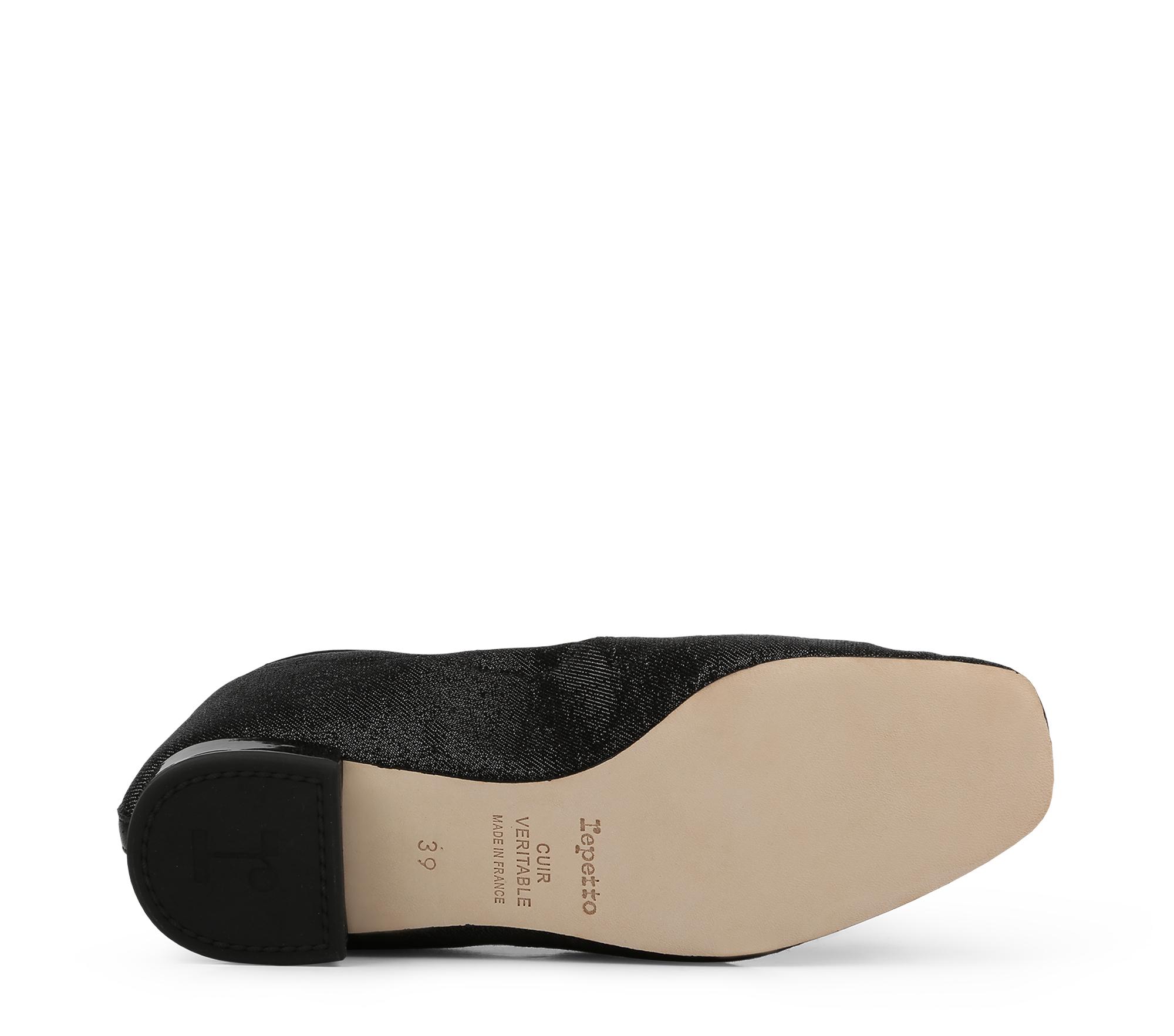 Marty toe slipper