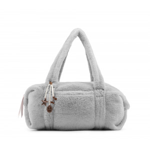 Synthetic Fur Duffle bag Size S