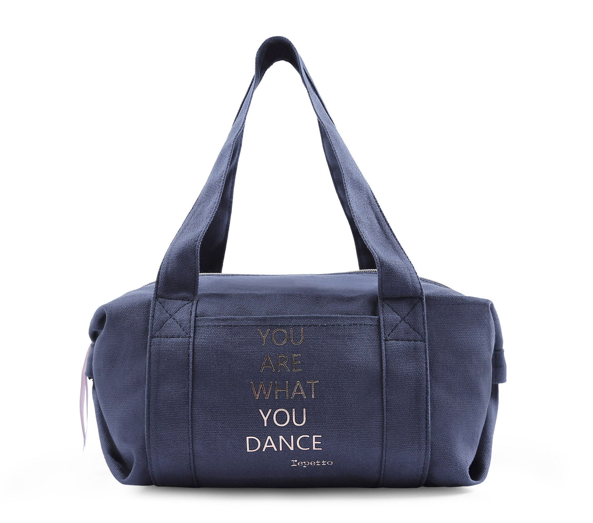 Polochon cotton Duffle bag Size S