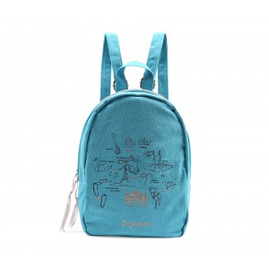 Ballet girl backpack