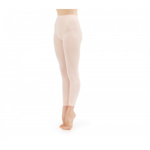 Girl footless tights