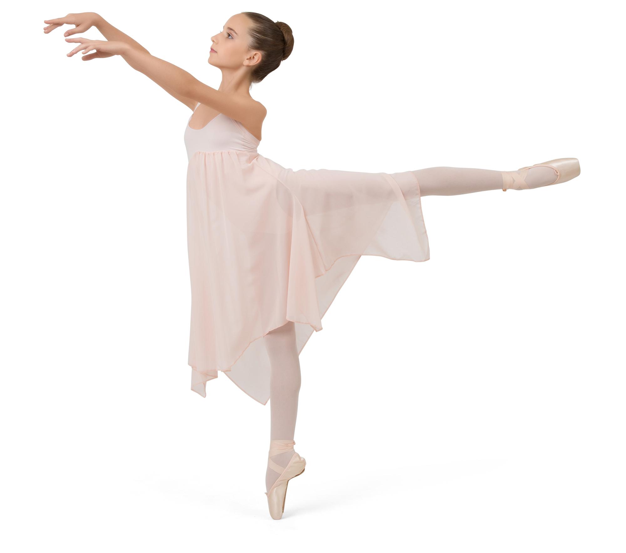 Juliette frill girl's dress