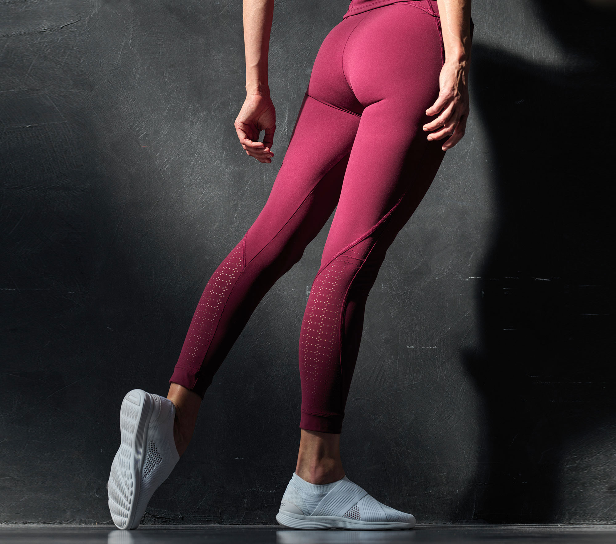 High-stretch leggings