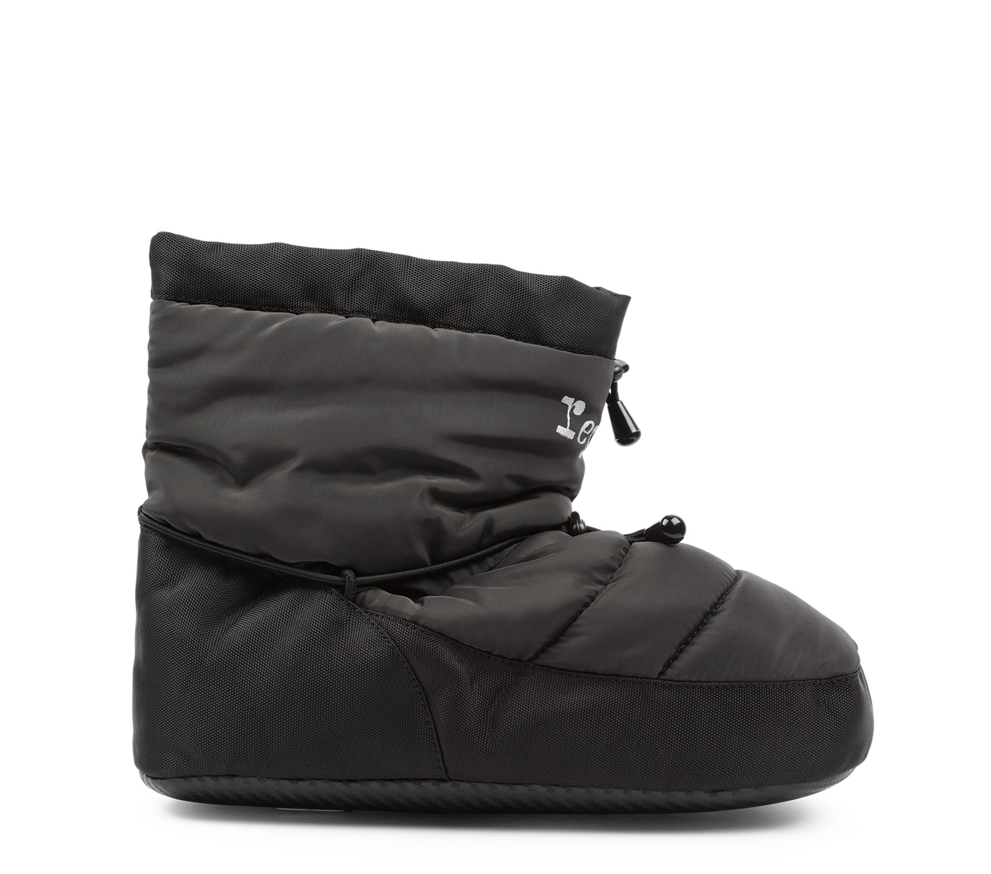 Warm-up boots
