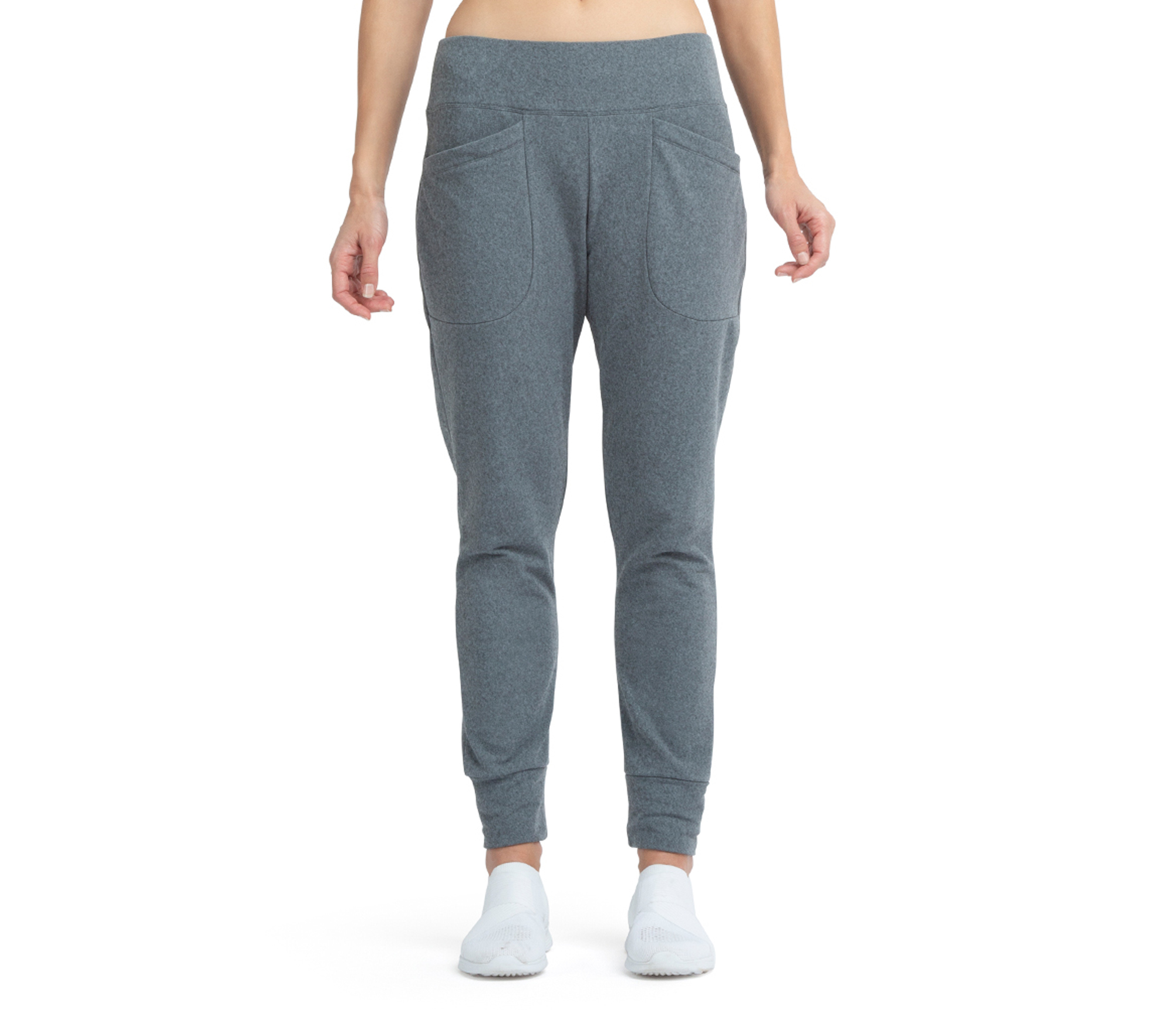 Power-stretch technical pants