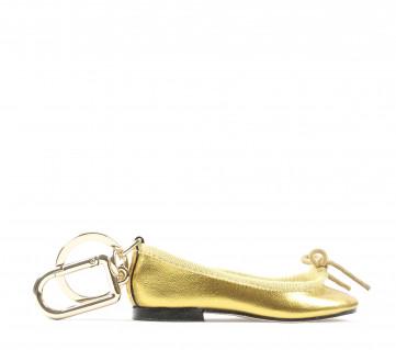 Cendrillon keychain - Maharadja gold