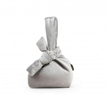 Plume bag - Silver