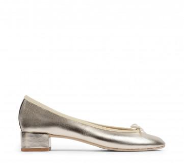 Lou ballerinas - Light gold