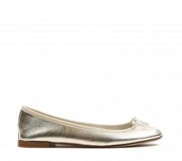 Cendrillon ballerinas - Light gold