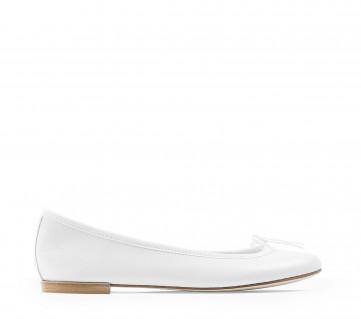 Cendrillon ballerinas - White
