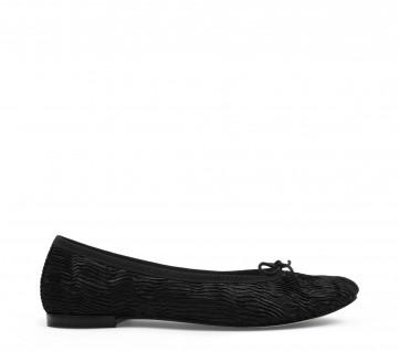 High Cendrillon ballerinas - Black