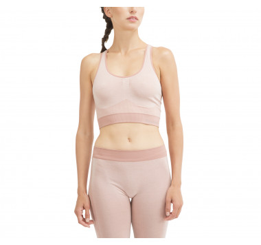 Micromodal seamless bra