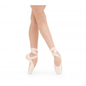 La Carlotta Pointe shoes - Medium box Soft sole