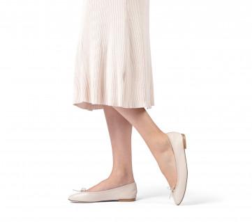 Cendrillon ballerinas - Beige lin