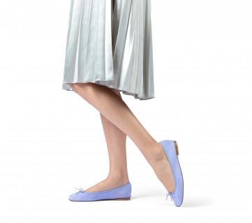 Cendrillon ballerinas - Blue