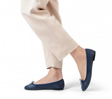 Cendrillon ballerinas - Navy blue