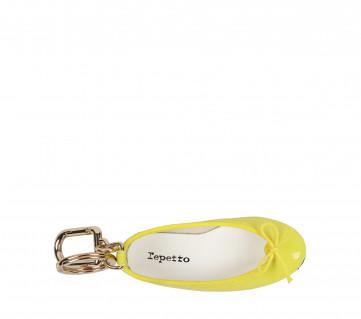 Cendrillon keychain - Yellow Poussin